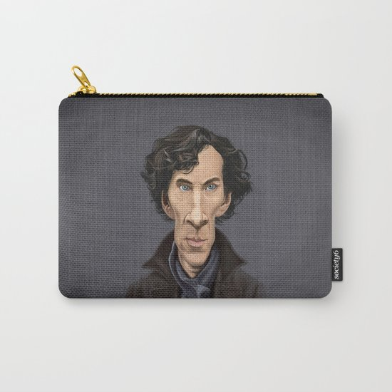 Celebrity Sunday ~ Benedict Cumberbatch Carry-All Pouch