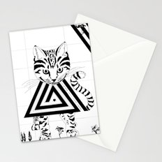 Alice in Wonderland Series - We're All Mad Here Stationery Cards