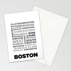 City of Neighborhoods - II Stationery Cards