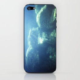 Aquarium of the pacific  iPhone Skin