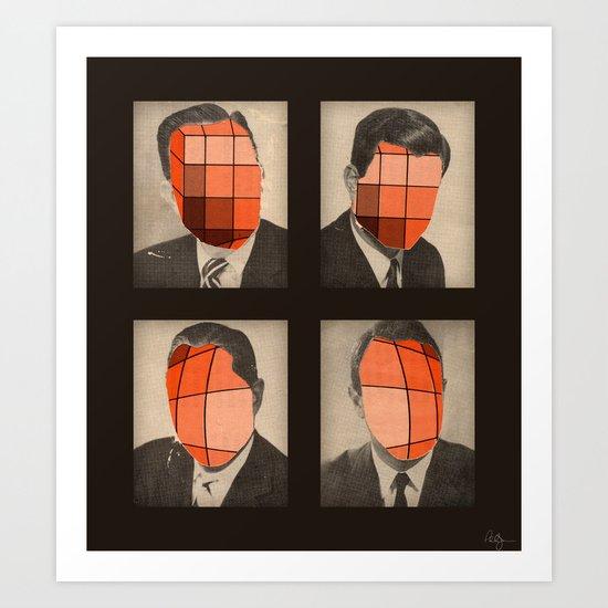 Rubicon Men Art Print