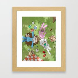 Page 124 - 'Summer' Framed Art Print