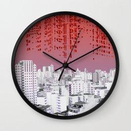 Skyline IXX Wall Clock