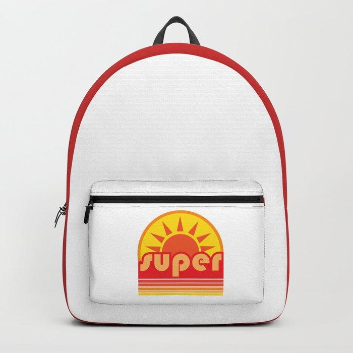 super duper Backpack