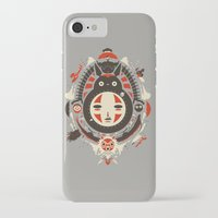 ghibli iPhone & iPod Cases featuring A New Wind by Danny Haas