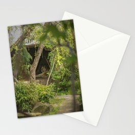 Caged Tiger Stationery Cards