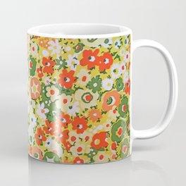 Sunset Garden Pattern No. 1 Coffee Mug