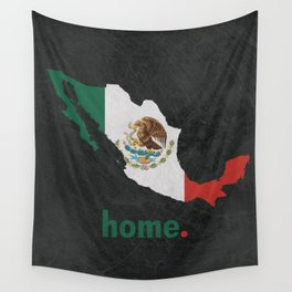 Mexico Proud Wall Tapestry