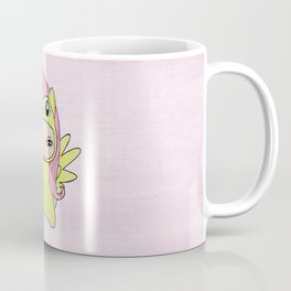 A Boy - Fluttershy Coffee Mug