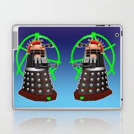 Punk Dalek Laptop & iPad Skin