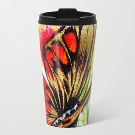 Tropical Butterflies Travel Mug