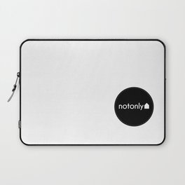 notonly circulo Laptop Sleeve