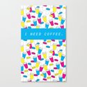 I Need Coffee by kaitlynfaria