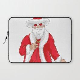 Big Pimpin' Santa Laptop Sleeve