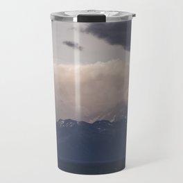 Mt Cook Likes To Hide 1 Travel Mug