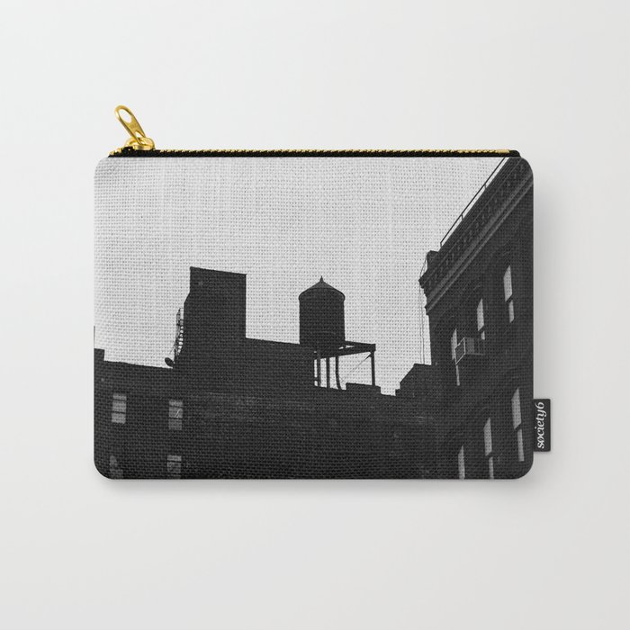 Chelsea Architecture II Carry-All Pouch