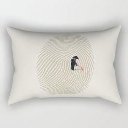 Zen Touch Rectangular Pillow