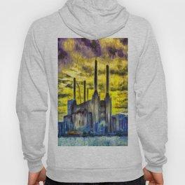Battersea Power Station Van Gogh Hoody