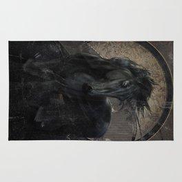 Gothic Friesian Horse Rug