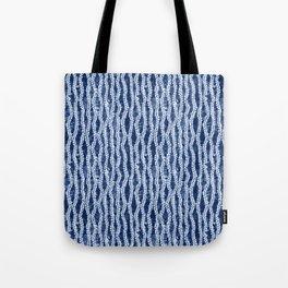Shibori Eight Tote Bag