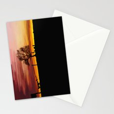 William Munny and his Wife Stationery Cards