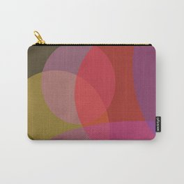 Red Jump Carry-All Pouch