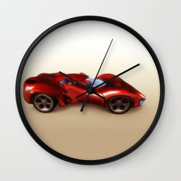 RussoExotico 1 Wall Clock