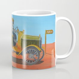 Aussie Beer Truck Coffee Mug