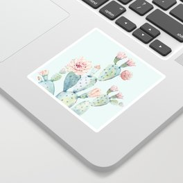 Cactus 2 #society6 #buyart Sticker