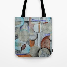In The Round Tote Bag