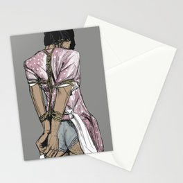 Night Rope Stationery Cards