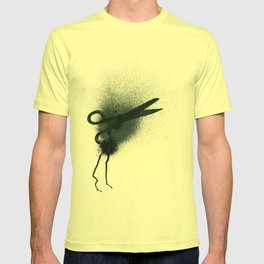 Scissor-monster T-shirt