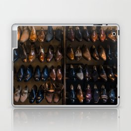 Italian Leather Shoes Laptop & iPad Skin