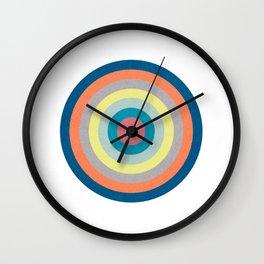 La cible Wall Clock