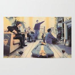 Oasis - Definitely Maybe Rug