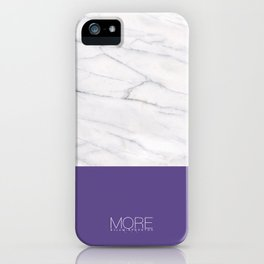Marble X Ultra-Violet iPhone Case