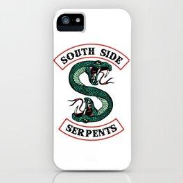 Southside Serpents iPhone Case