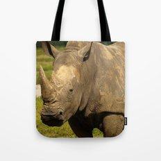 Sexy Rhino Tote Bag