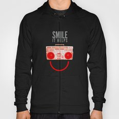 Smile. It Helps. Hoody