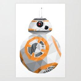 BB-Great! Art Print
