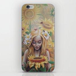 Sun Child iPhone Skin