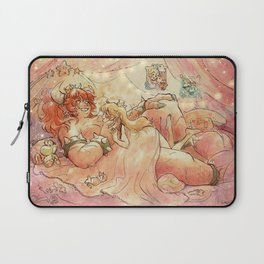 You're in the right castle Laptop Sleeve