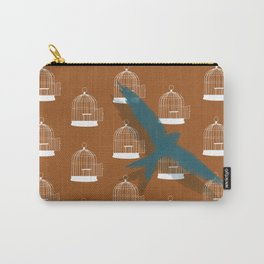 Uncaged Carry-All Pouch