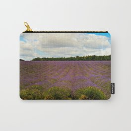 Cotswold Lavender Carry-All Pouch