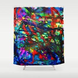 Mur No. 4 0/2 Shower Curtain
