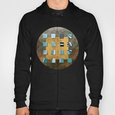 SQUARE AMBIENCE - Natural Lines Hoody