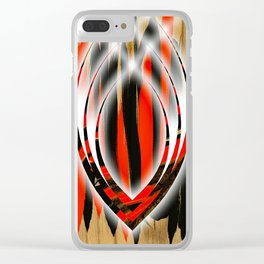 The shamans portal Clear iPhone Case