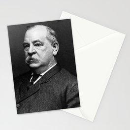 President Grover Cleveland Portrait Stationery Cards