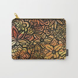 Wildfire Flowers Carry-All Pouch