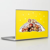 nori Laptop & iPad Skins featuring Company cuddlepile by quelm